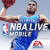 Click to install NBA LIVE Mobile